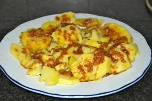 receta patatas al pimenton