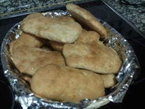 receta MOLLETES ANTEQUERANOS