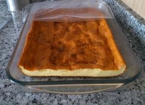 receta Tarta de queso fácil
