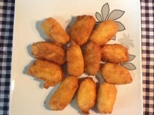 receta Croquetas de merluza