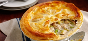 receta Chicken Pie