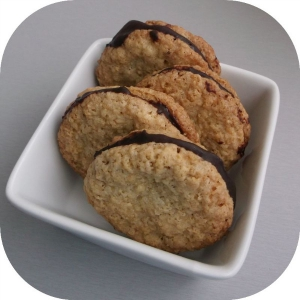 receta Kakor Chokladflarn ( SUECIA )