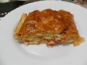 receta empanada de patatas