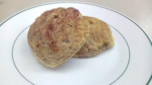 receta Hamburguesas de Atún al horno