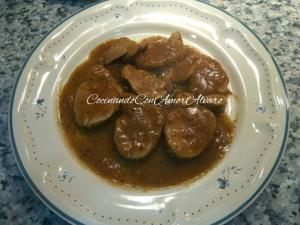 receta Solomillo de Cerdo al Horno